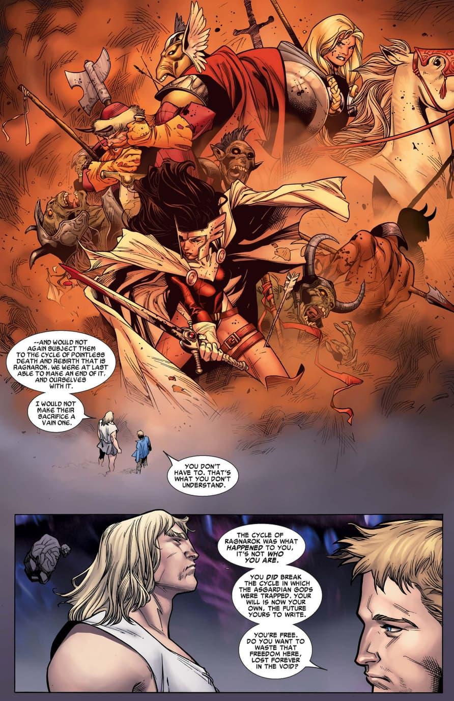 Olivier Coipel's Thor