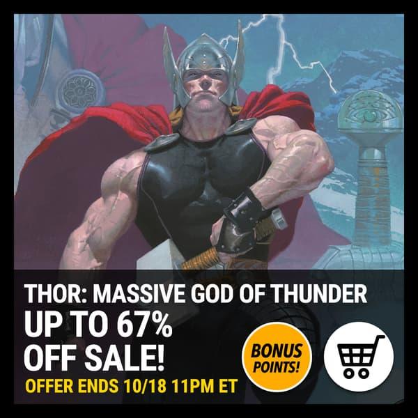 Marvel Insider DIGITAL COMICS SALE THOR Legacy Sale(Up to 67% off)