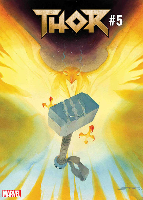 Thor Number Five Cover