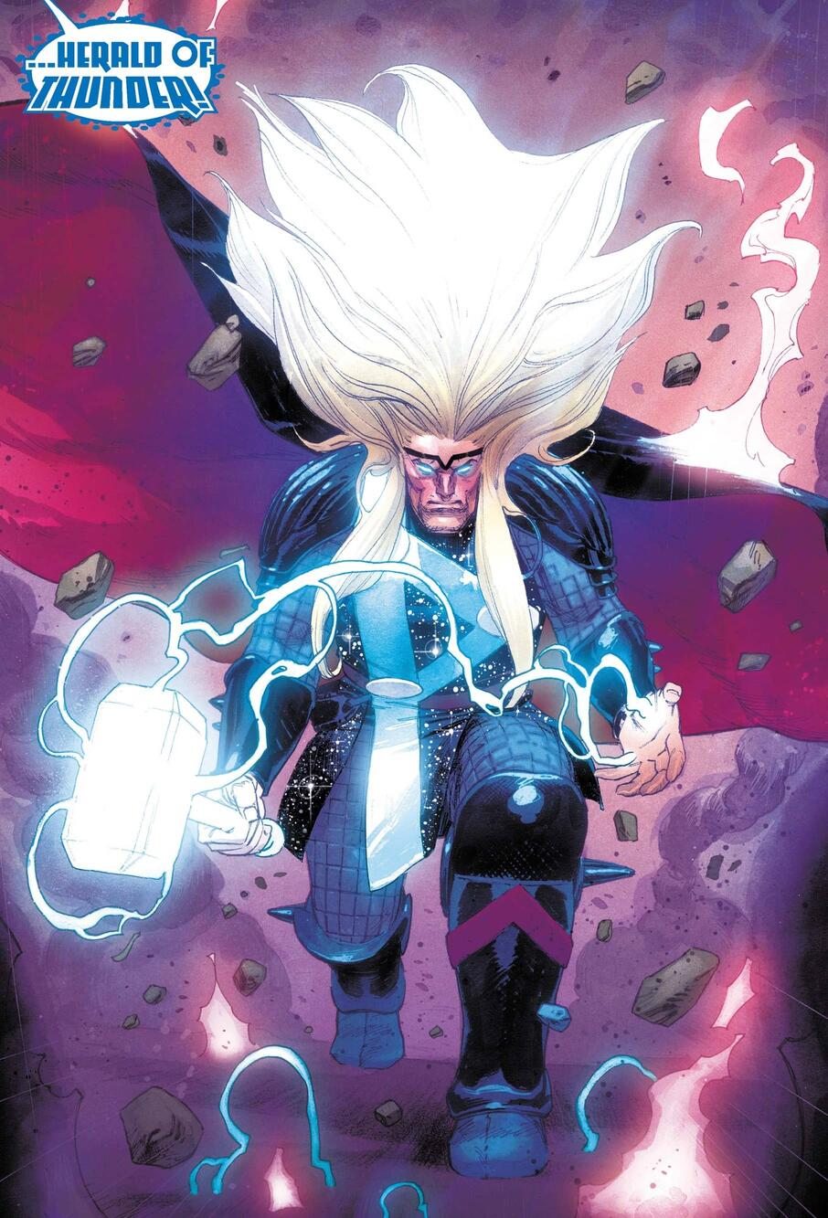 Thor, Herald of Thunder
