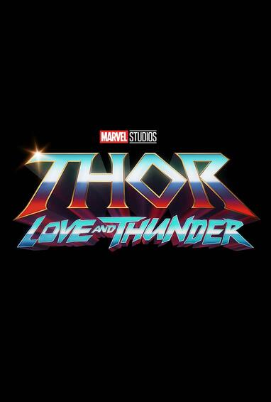 Thor: Love and Thunder poster