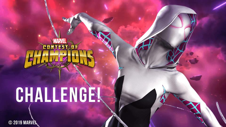 Marvel Contest of Champions Summoner Showdown