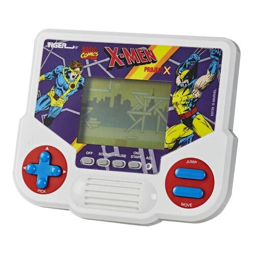 Tiger Electronics X-Men Project X Game