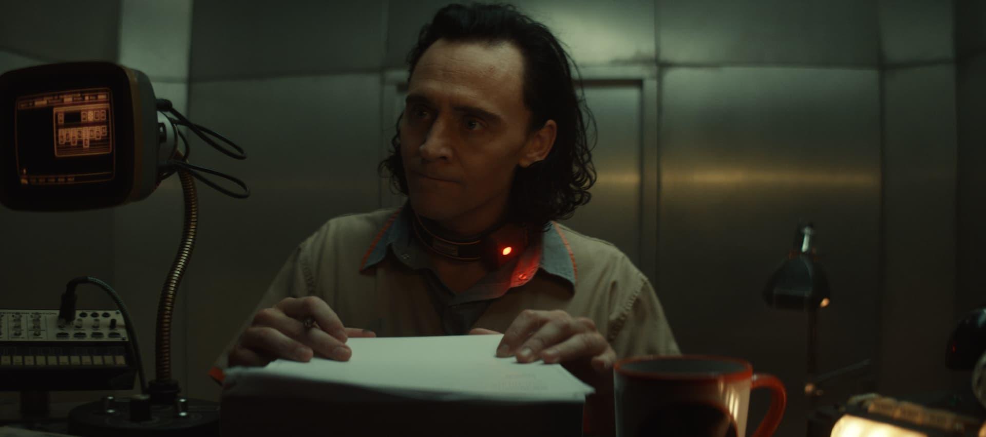 Loki Episode 1 'Glorious Purpose'