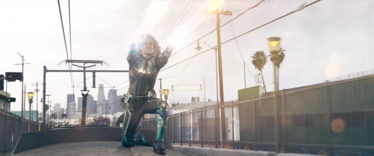 Train Fight