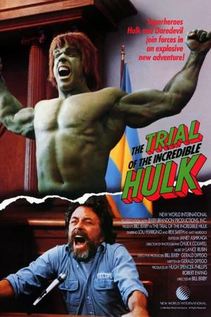 Trial of the Incredible Hulk NBC