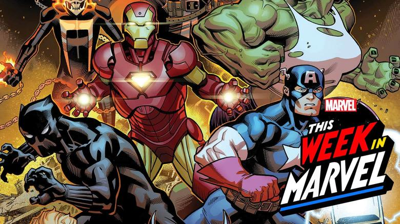 This Week in Marvel Earth 616