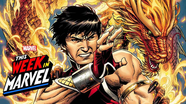This Week in Marvel Shang-Chi