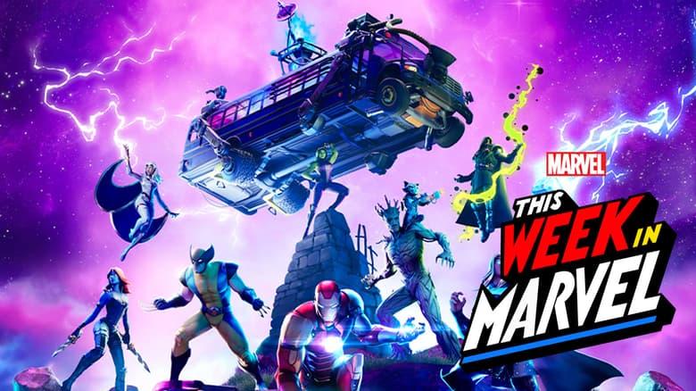 This Week in Marvel Fortnite