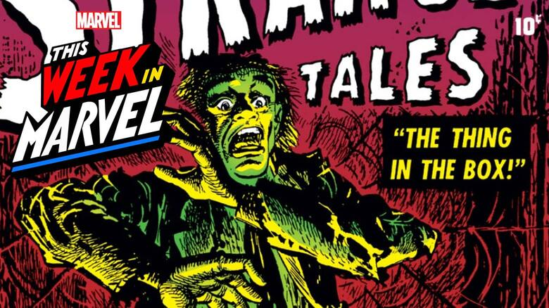 This Week in Marvel Halloween