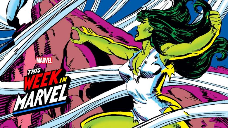 This Week in Marvel She-Hulk