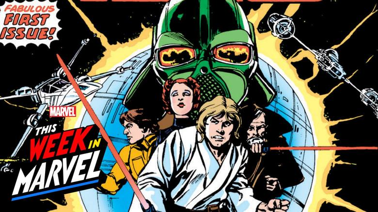This Week in Marvel Star Wars