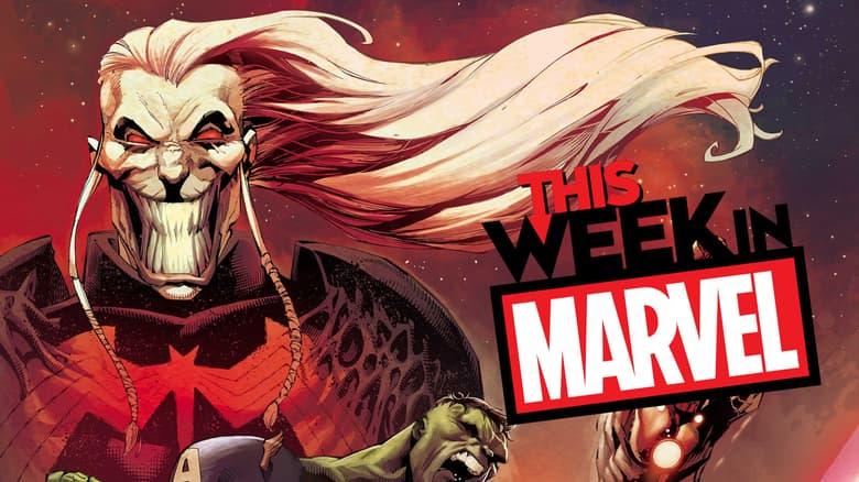 This Week in Marvel King in Black