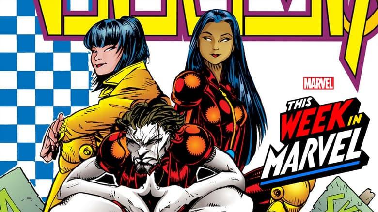 This Week in Marvel 1990s