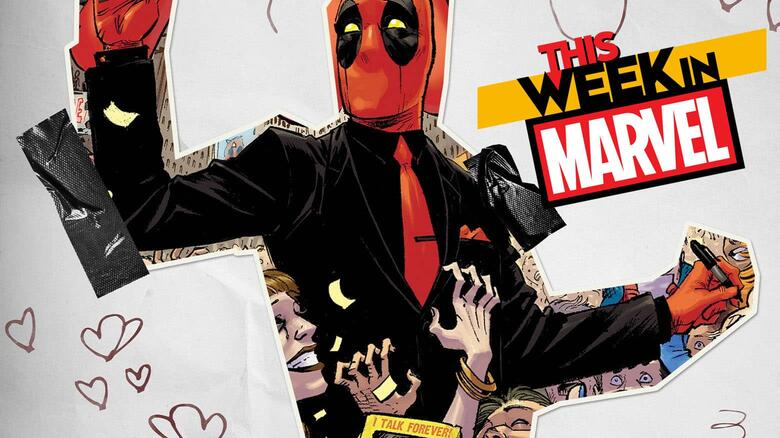 This Week in Marvel Deadpool Falcon and Winter Soldier