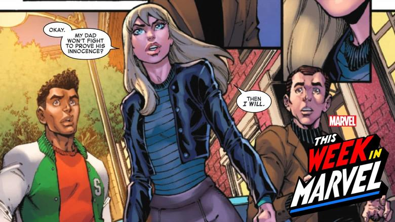 This Week in Marvel Gwen Stacy