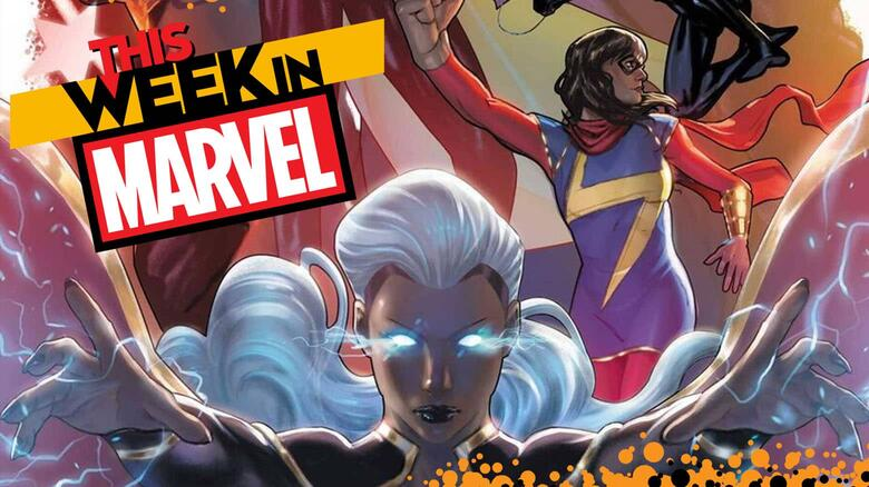 This Week in Marvel Marvel's Voices Legacy