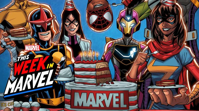 This Week in Marvel 81st Birthday