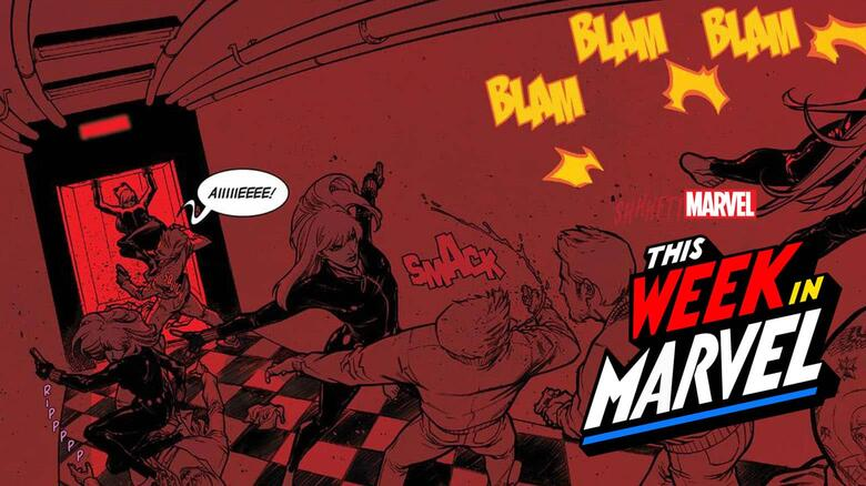 This Week in Marvel Black Widow