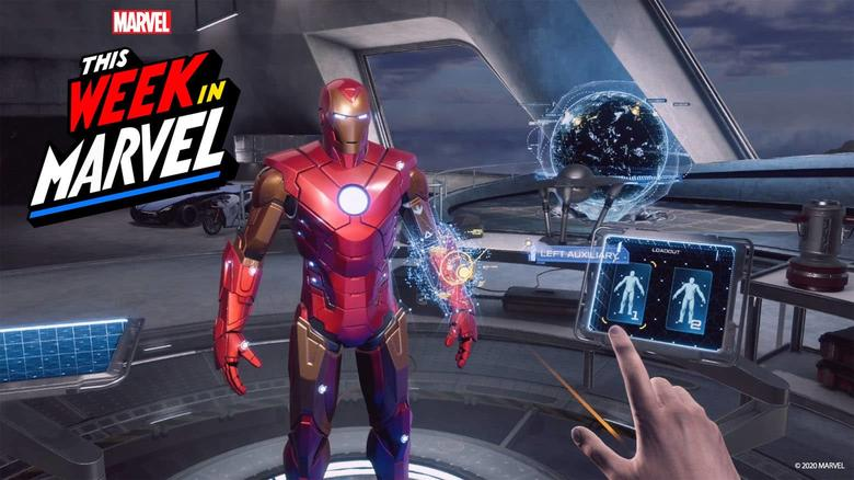 This Week in Marvel Iron Man VR