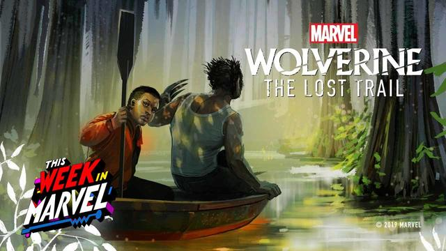 This Week in Marvel Wolverine: The Lost Trail