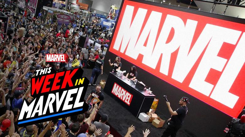 This Week in Marvel at sdcc 2019
