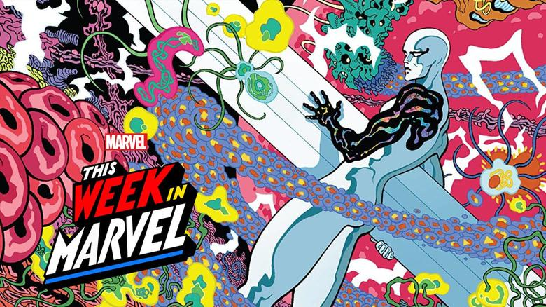 This Week in Marvel Silver Surfer