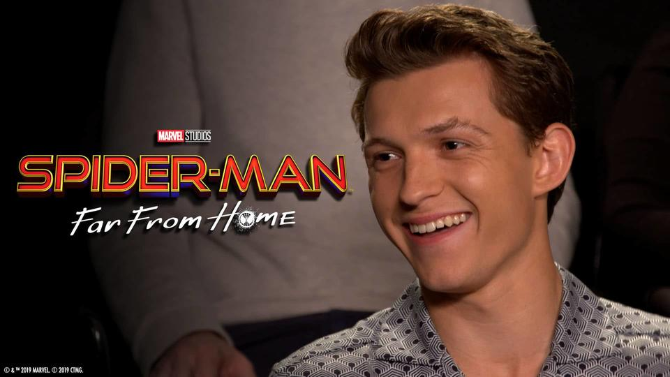 Tom Holland on This Week in Marvel