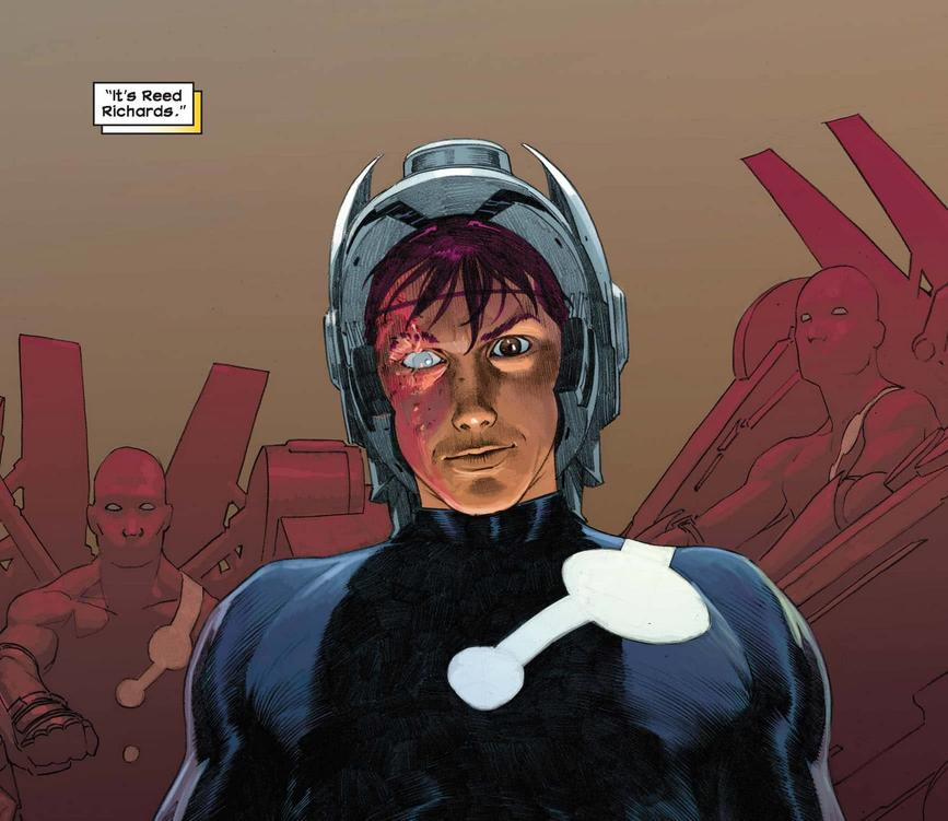 Ultimate Reed Richards