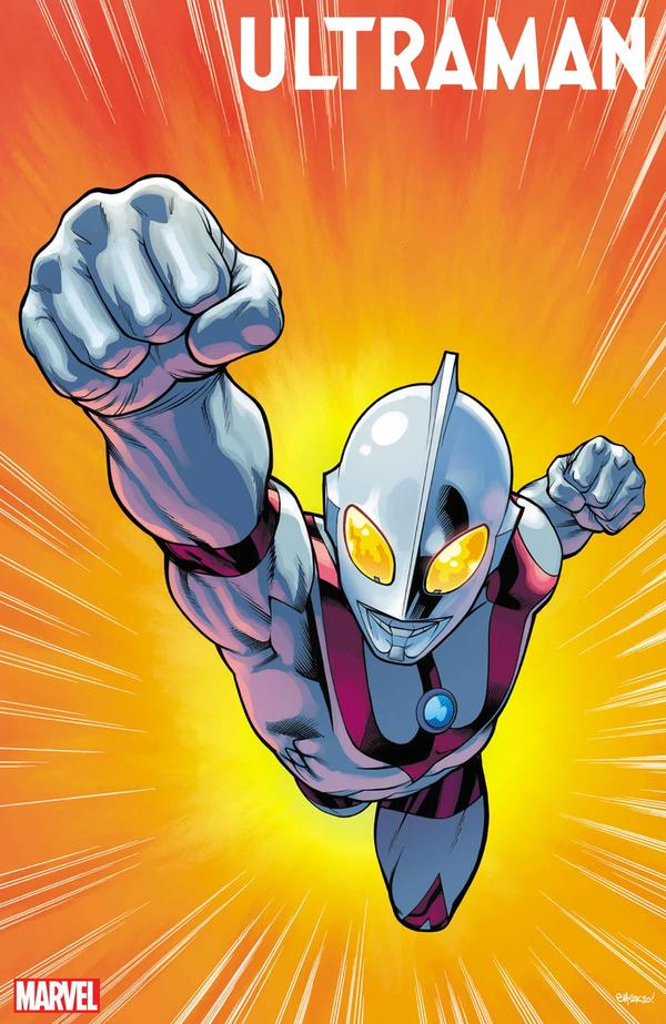 Ultraman art