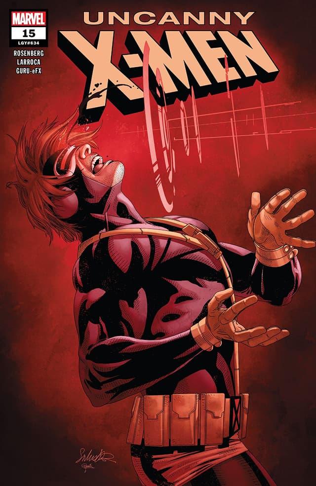 Uncanny X-Men #15