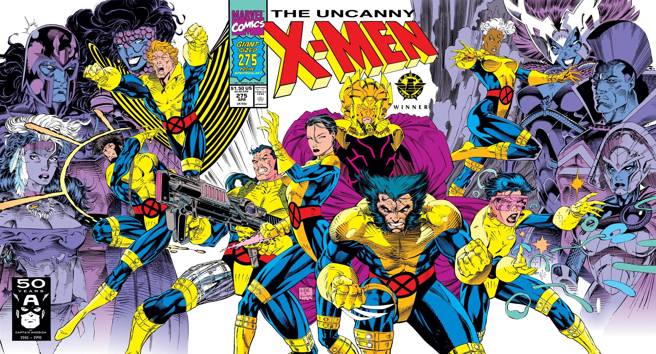 Uncanny 275_Cover
