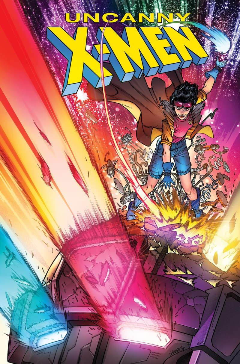 Uncanny X-Men (2018) #2 Garron Variant
