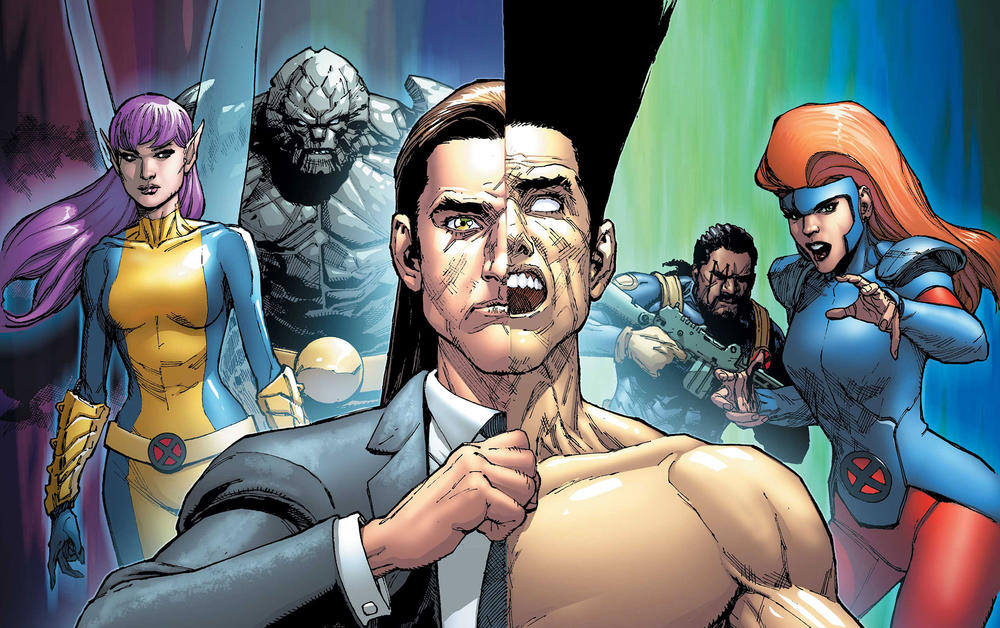 "Ed Brisson Guarantees ""Absolute Chaos"" Ahead in UNCANNY X-MEN"