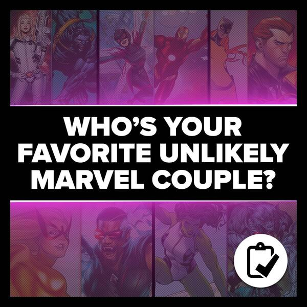 Unlikely Couples Survey