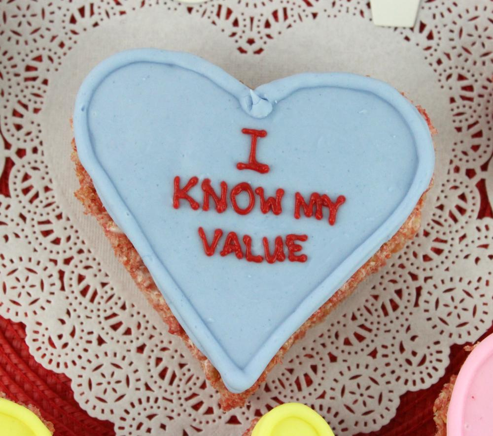 Valentine's Day: Marvel Conversation Heart Treats