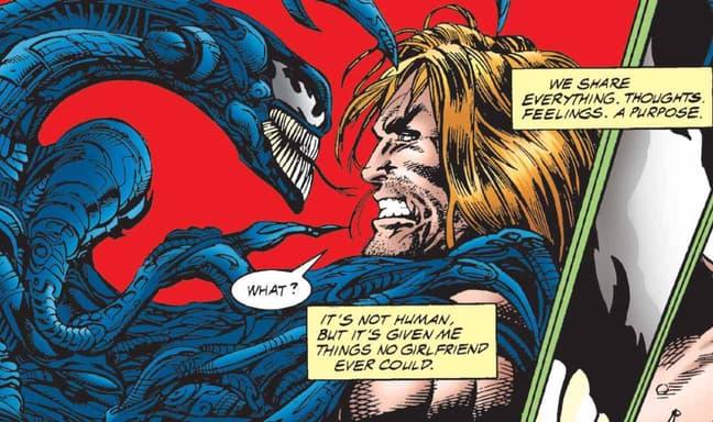 Five Times Eddie Brock and the Venom Symbiote Broke Up   News   Marvel