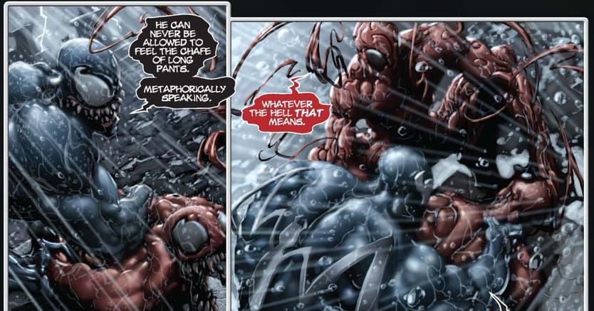 Venom v Carnage v Toxin