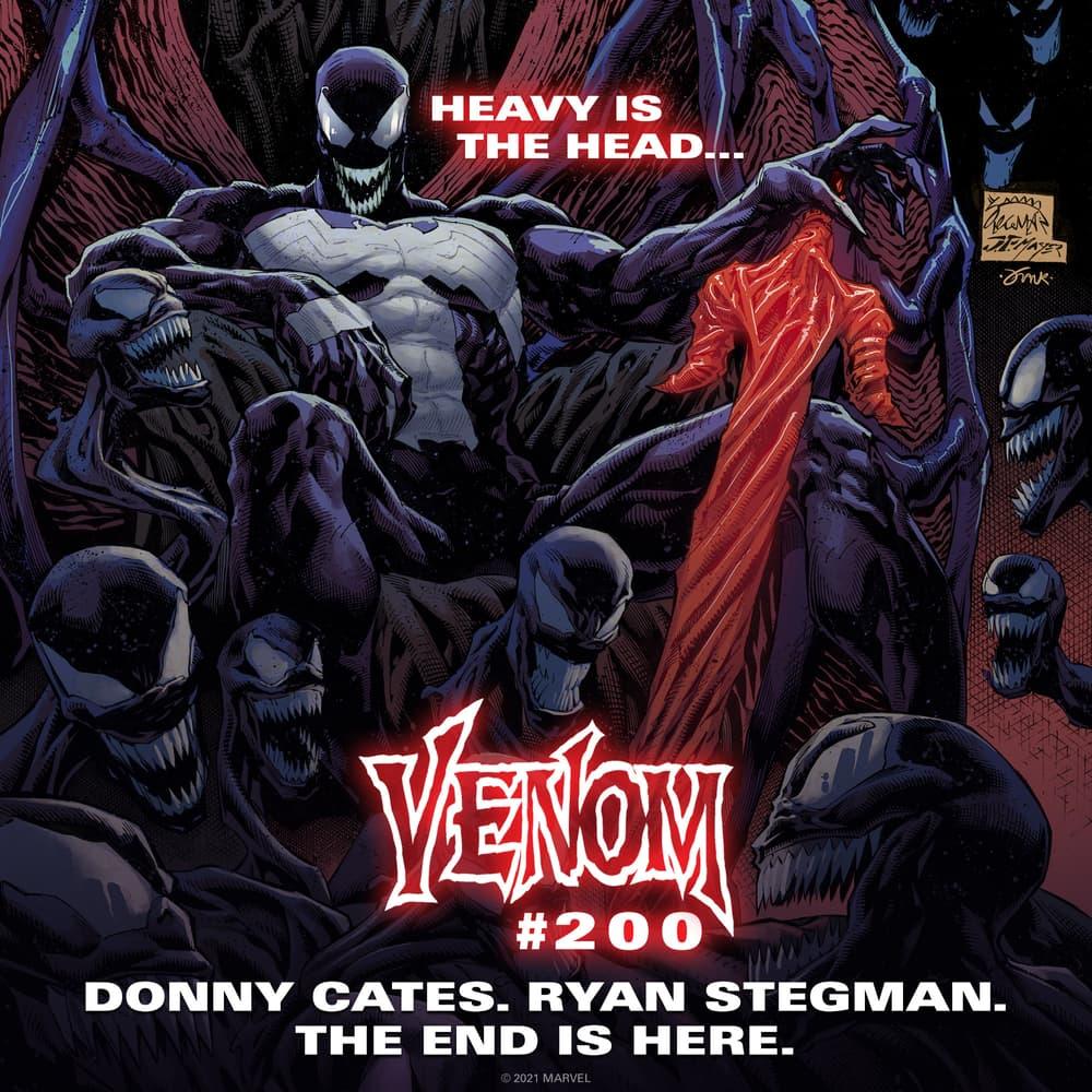 "Venom #200, ""Heavy is the Head..."""