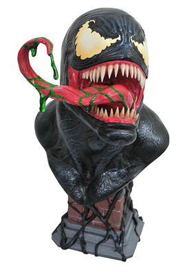 Legends in 3D Marvel Comics Venom ½ Scale Resin Bust