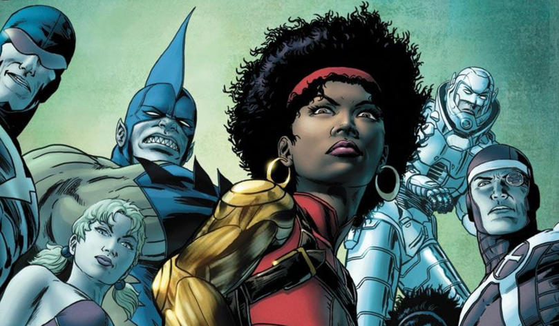 Misty Knight Villains For Hire