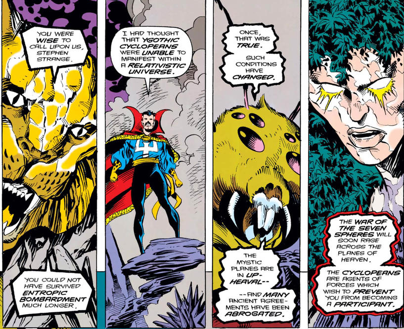 7 Masters of Magic in the Marvel Universe | News | Marvel