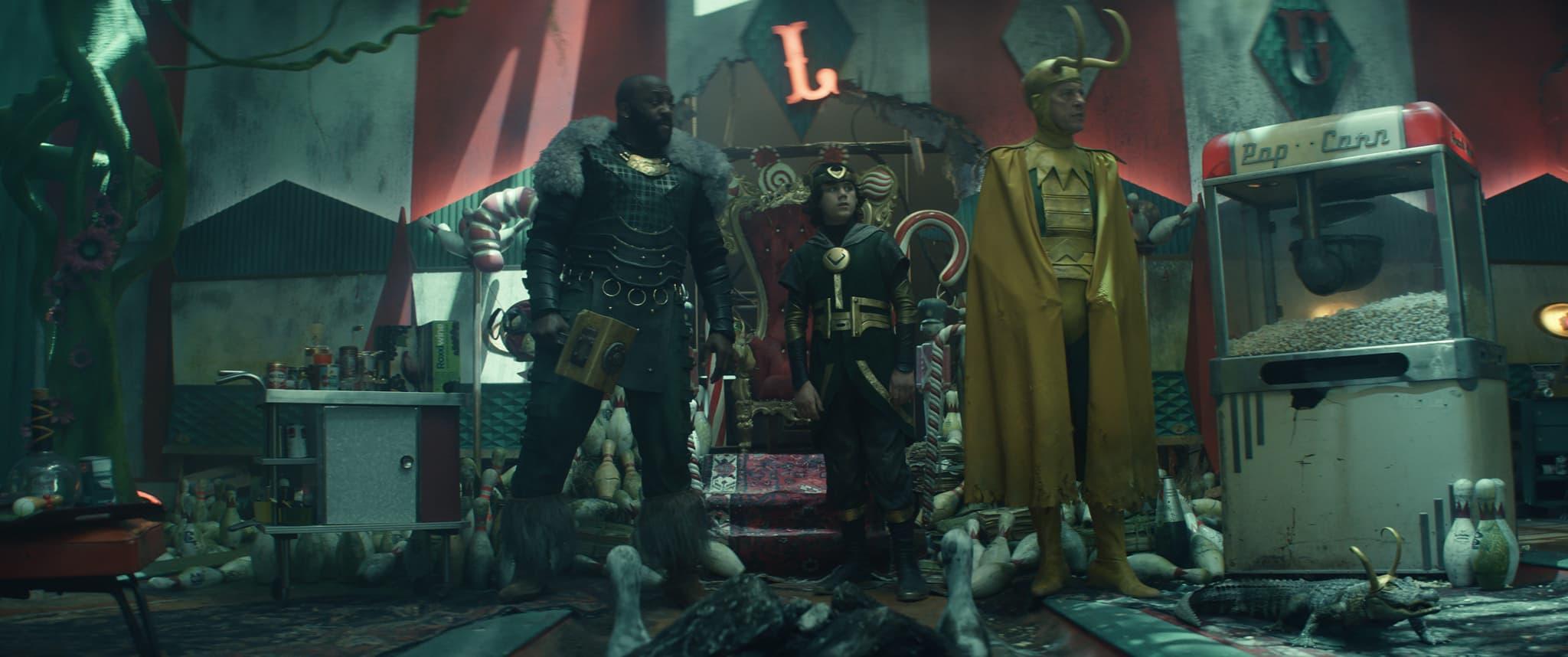 Boastful Loki, Kid Loki, Classic Loki