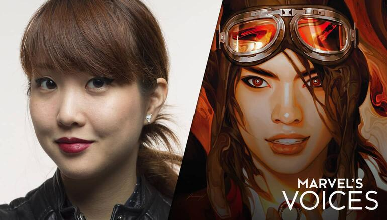 Marvel's Voices Alyssa Wong Star Wars Doctor Aphra