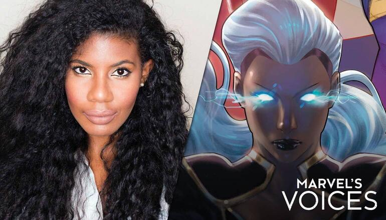 'Marvel's Voices': Nic Stone on How Black Super Heroes Gave Her Super Strength Page