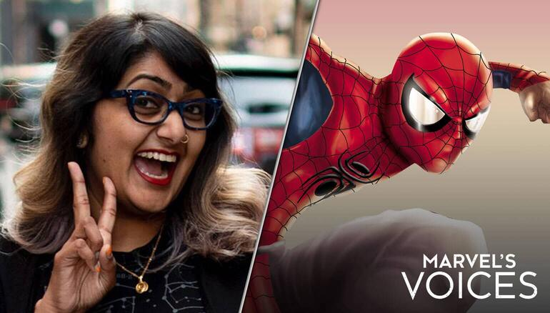 'Marvel's Voices': Preeti Chhibber Talks About Her Love for Spider-Man and the People Behind the Mask