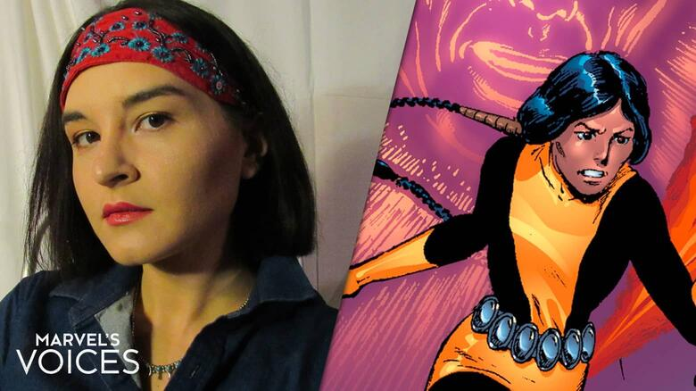 "Darcie Little Badger on Dani Moonstar: ""Like All Native Folks, She's Many Things Simultaneously"""