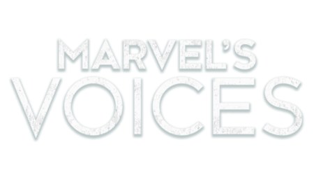 Marvel's Voices Digital Series Show Logo