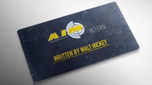 """""""A.I.M. Intern"""" Walt Hickey"""