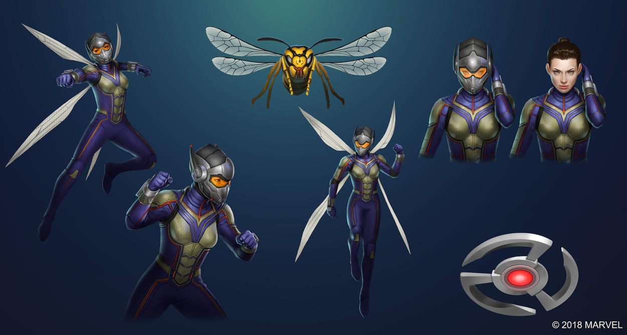 The Wasp (Hope van Dyne)